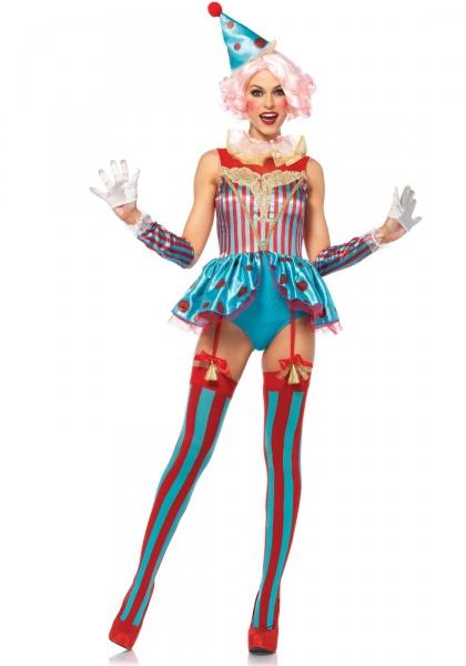 16498465efed Dámský kostým- Sexy klaun - Kostýmy Praha